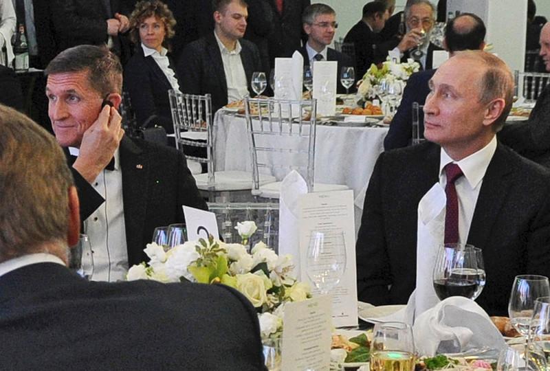 Путин заявил, что практически не разговаривал с Флинном