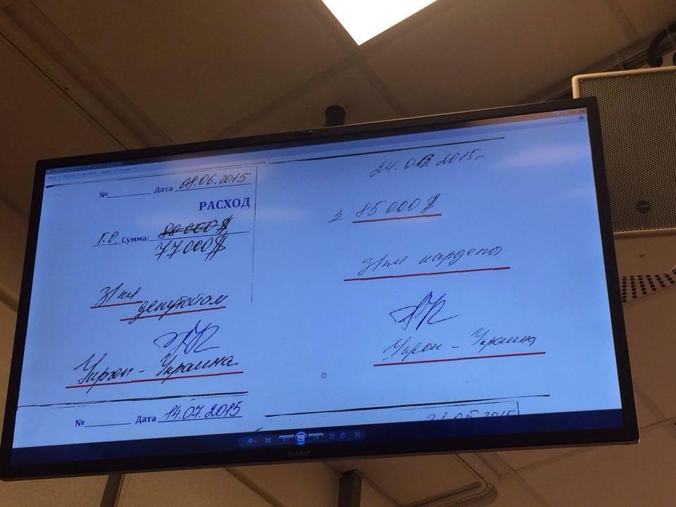 ГПУ заявляет об изъятии у Корбана ведомостей о выплатах депутатам