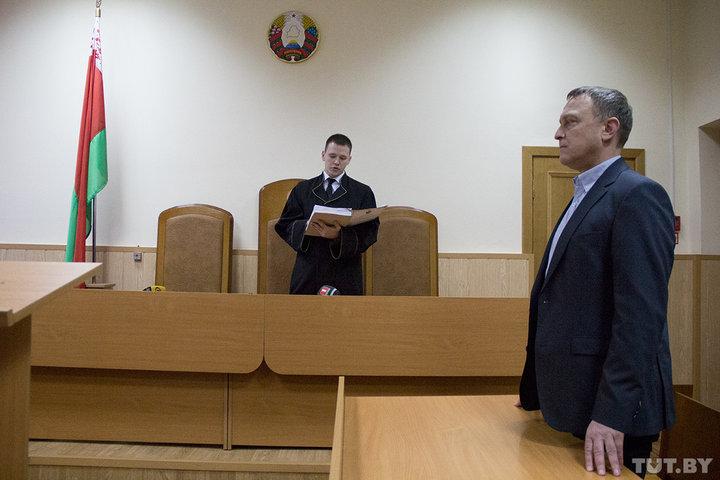 В Беларуси суд вынес приговор священнику-сутенеру из России