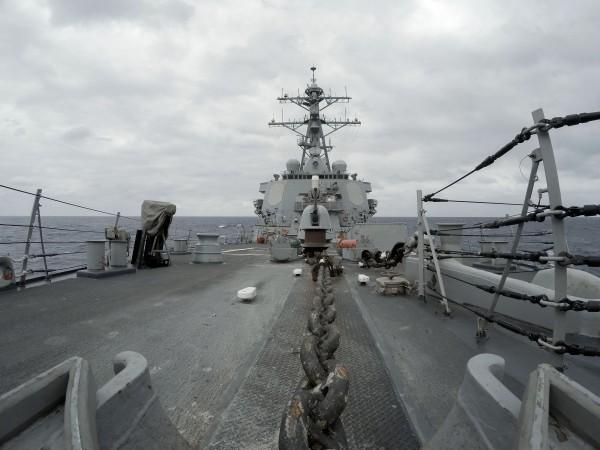 Американский эсминец USS Porter войдет в Черное море