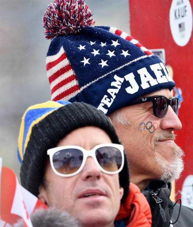 Зимние Олимпийские игры в южнокорейском Пхенчхане: хроника