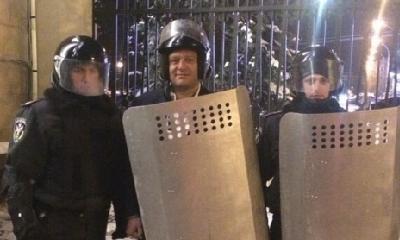 Евромайдан, день 67-й: хроника