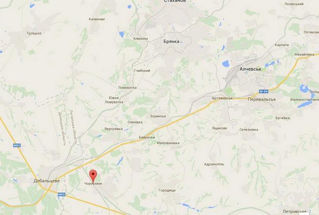 Чернухино пять раз обстреляли из Градов, нет газа и воды
