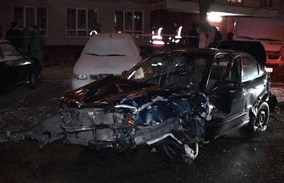 Полиция обнародовала подробности ограбления и ДТП в Киеве: видео