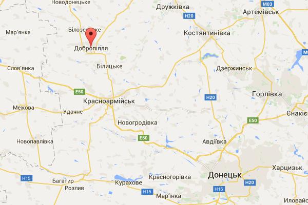 На Донетчине в мэры Доброполья баллотируется сепаратист - СМИ
