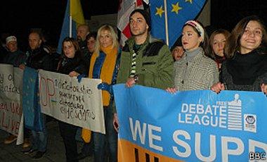 Евромайдан, день 64-й: хроника