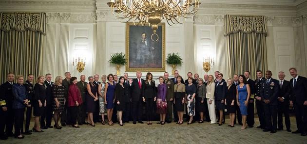 Трамп о встрече с военными в Белом доме: Это затишье перед бурей