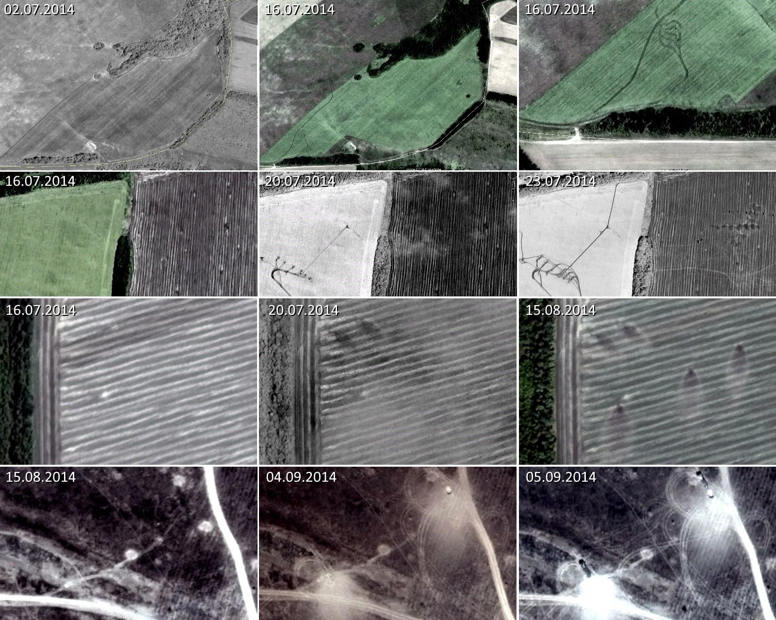 Bellingcat: В 2014 году армия РФ вторглась в Украину
