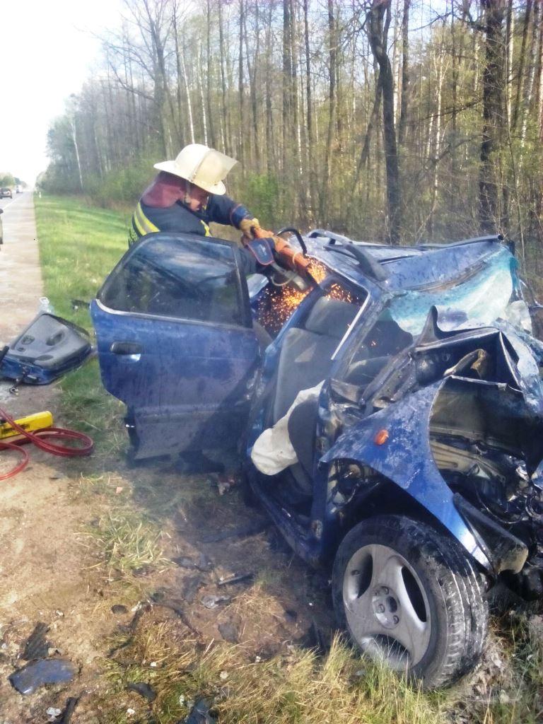 Масштабное ДТП в Житомирской области: пять человек погибли