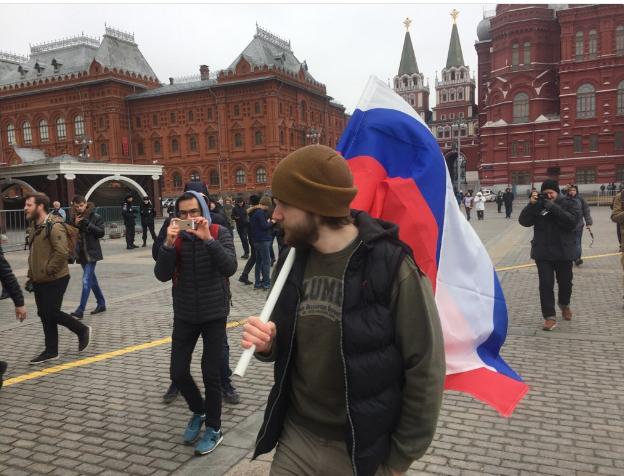 В Москве перекрыли Манежную площадь: готовятся к акции - СМИ
