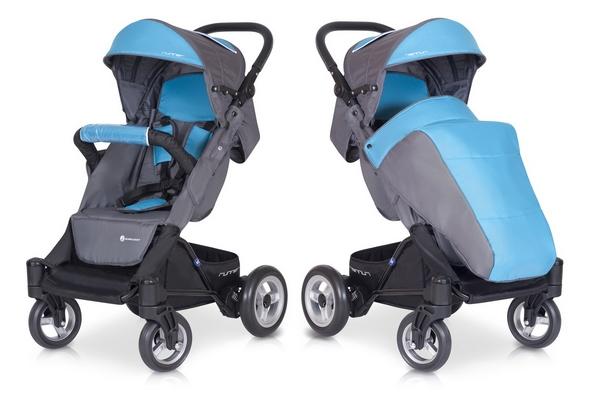 Родителям на заметку: Stylus представил новые коляски