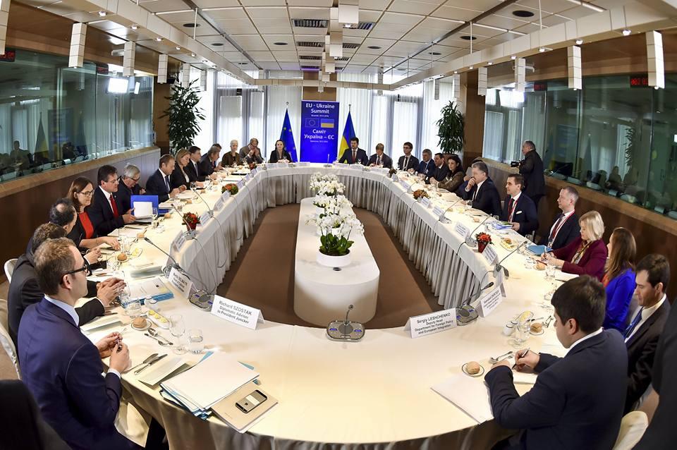 На саммите ЕС обсудят безвизовый режим с Украиной - Цеголко