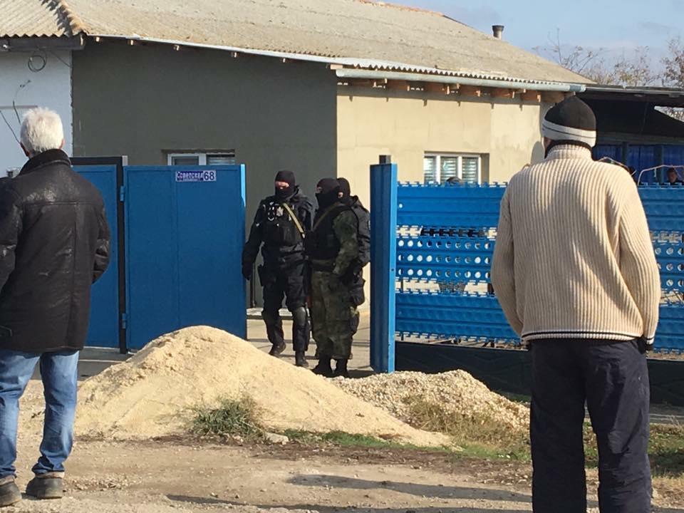 Оккупанты похитили крымского татарина после «обыска» вего доме