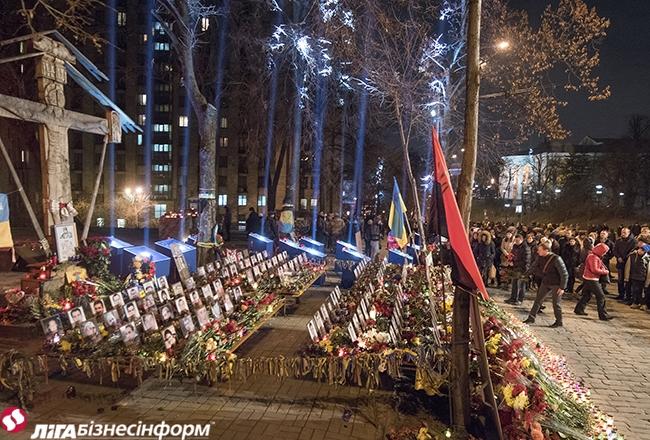 Майдан или не Майдан: что происходило на Крещатике 20 февраля