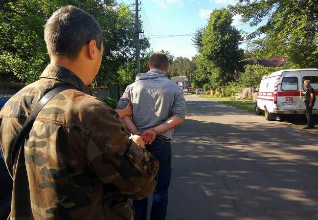 ВКиевской области избили руководителя  территориальной избирательной комиссии