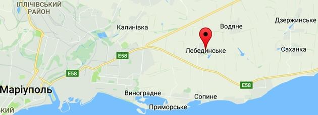 В Донбассе за сутки погиб военный, есть раненый - карта АТО