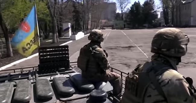 На учениях спецназа смоделировали захват военного объекта: видео