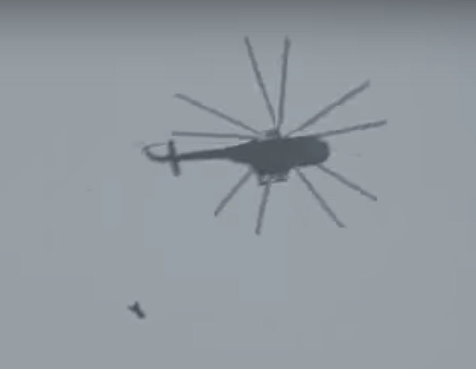 В Сирии произошла новая химическая атака - журналист: фото, видео