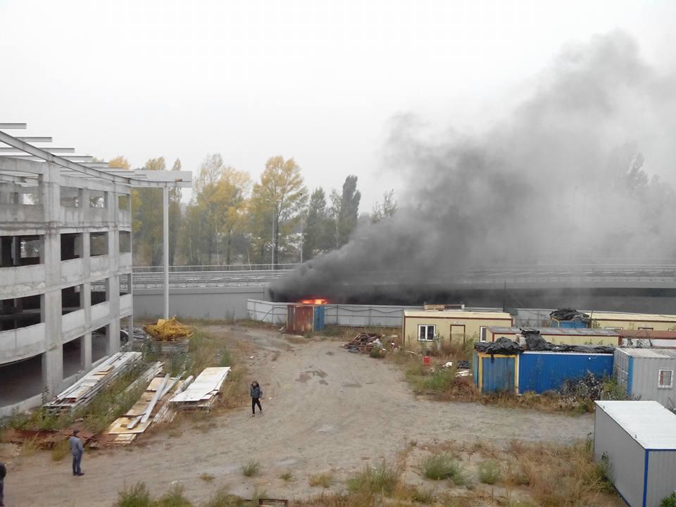 Вблизи аэропорта Борисполь произошло жуткое ДТП: погибла девушка