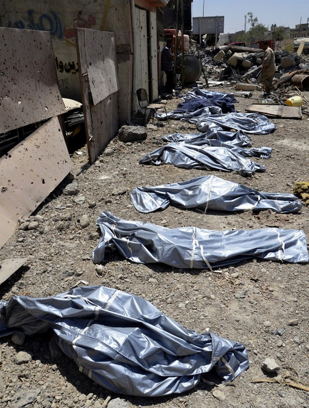 """""""В 10 раз больше прежней оценки"""": сколько убито при штурме Мосула"""