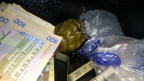 В Кривом Роге задержаны подозреваемые в похищении людей: фото