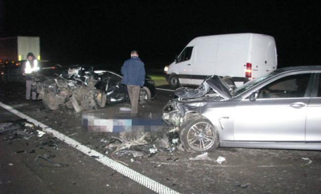 В результате ДТП в Ровенской области погибли двое: фото