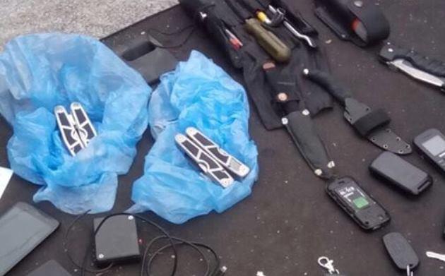 В Харькове полиция задержала вора в законе Изота: фото