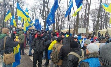 Евромайдан, день 25-й: хроника