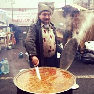 Евромайдан, день 29-й: хроника