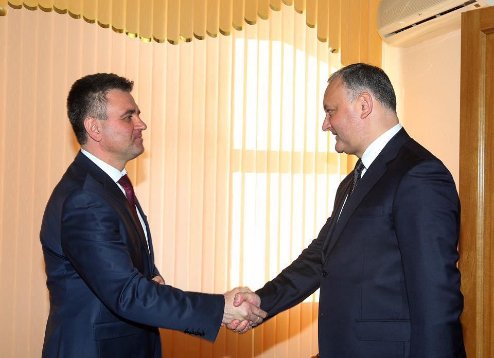 Впервый раз за длительное время должна состояться встреча лидеров Молдавии иПриднестровской республики