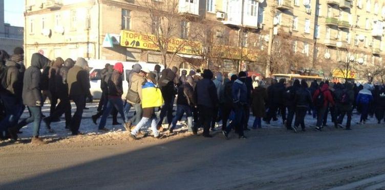 Ультрас против титушек. Почему фанаты выходят на Майдан