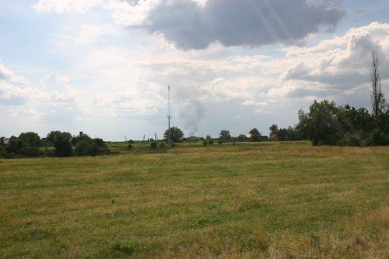 У Полтавській області вибухнув газопровід: відео, фото