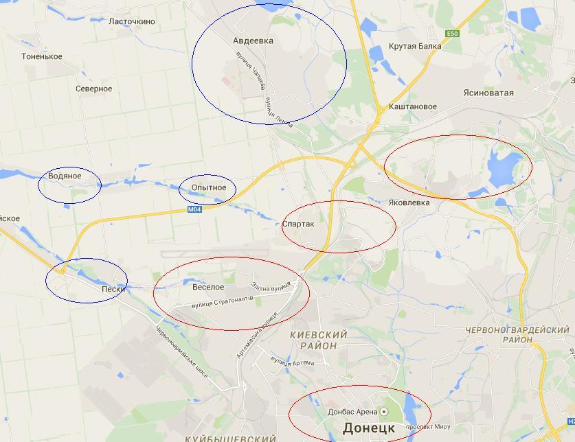 П'ять кілометрів від Донецька: фоторепортаж з Авдіївки
