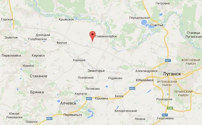 На блокпосту близ Смелого погибли более 10 бойцов АТО - СНБО