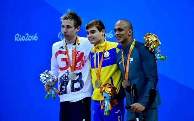 Паралимпиада-2016: Украина на третьем месте по количеству наград