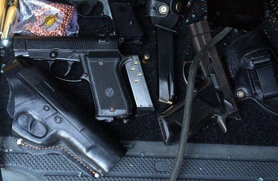 Правоохранители задержали банду, накоторую «охотились» вКняжичах