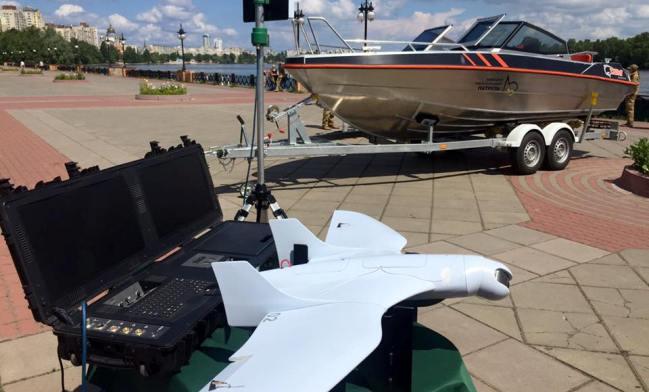 ВУкраине заработал первый рыбный патруль