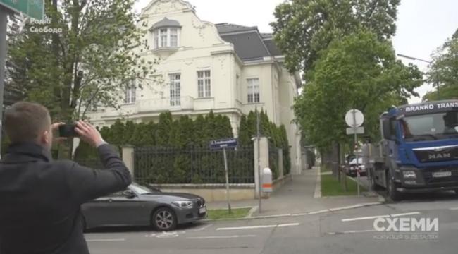 Журналисты обнаружили имение в Вене, где живет Фирташ: фото