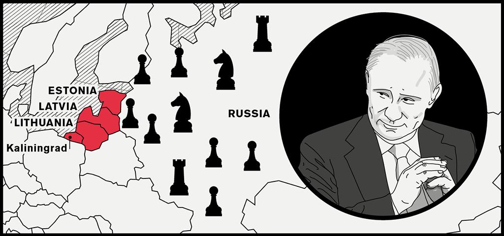 Украина названа потенциально горячей точкой в 2015 году
