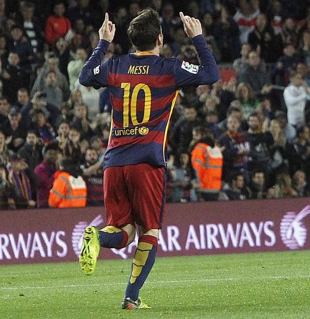 Форвард Барселони Мессі відзначився 500-м голом у кар'єрі: відео