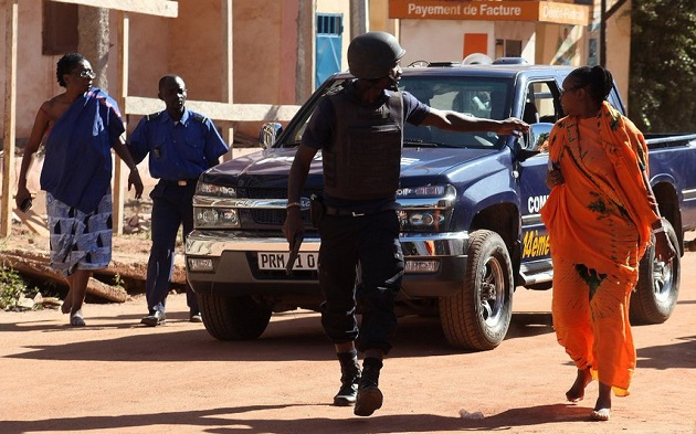 В Мали в ходе штурма освобождены 80 заложников: фото
