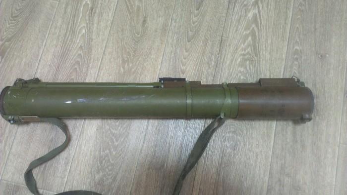 СБУ пресекла вывоз гранатометов и гранат из зоны АТО: фото