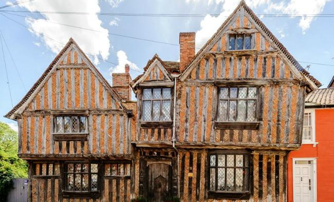 """Дом из фильма """"Гарри Поттер"""" можно купить почти за миллион фунтов"""