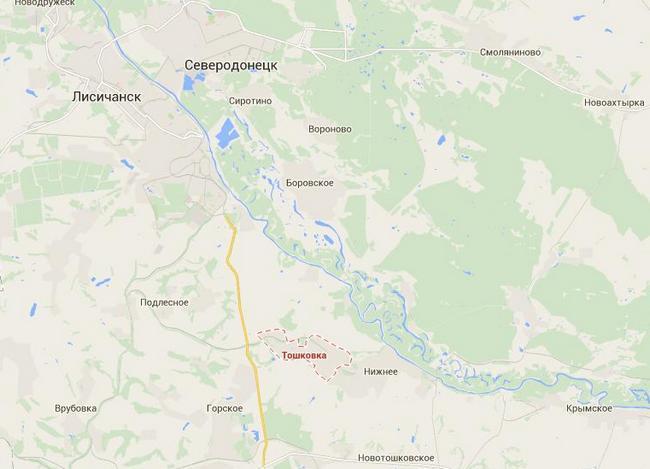 В Луганской области под обстрелами погибли трое мирных жителей