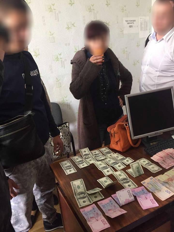 В Одесской области по подозрению во взятке задержан глава РГА