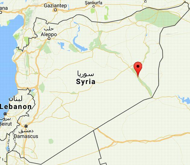 В Сирии с воздуха убит основатель рупора сетевой пропаганды ИГ