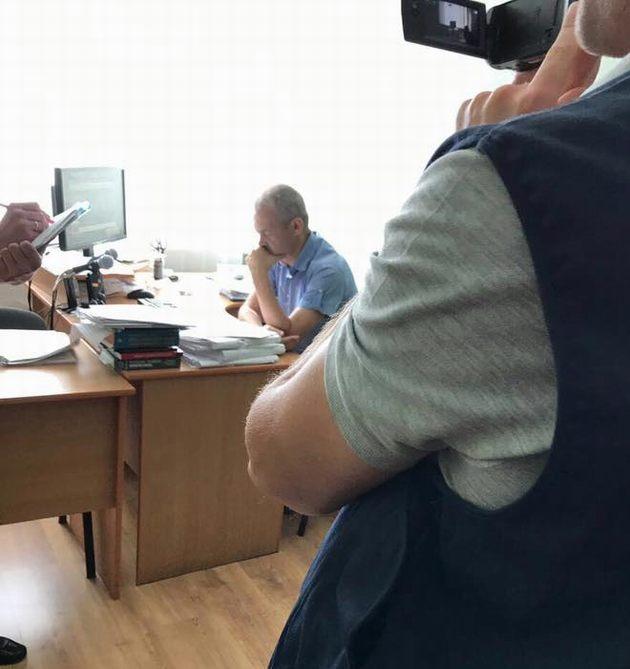 В Ковеле по подозрению во взятке 4,4 тыс грн задержали судью
