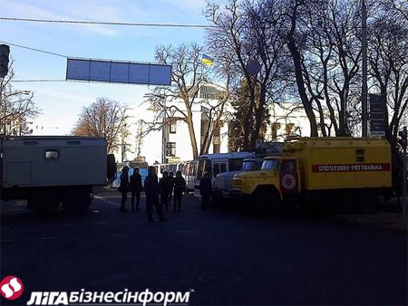 Евромайдан, день 32-й: хроника