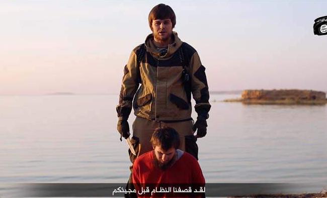 Кадыров опознал члена ИГ, казнившего россиянина Хасиева