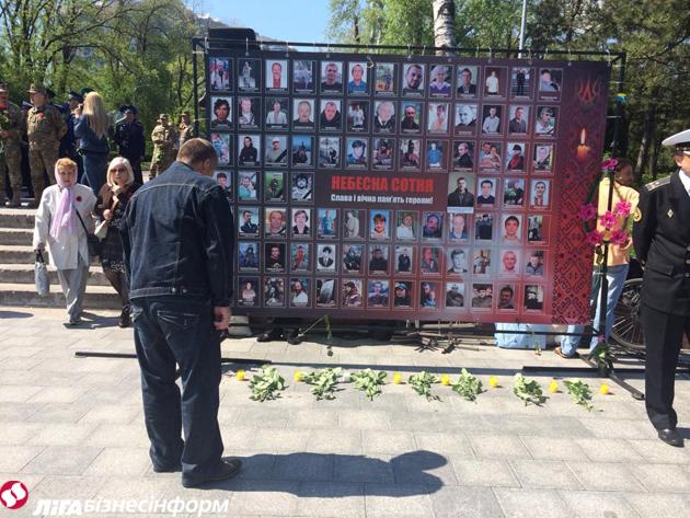 Праздник вечной войны. Репортаж из Одессы